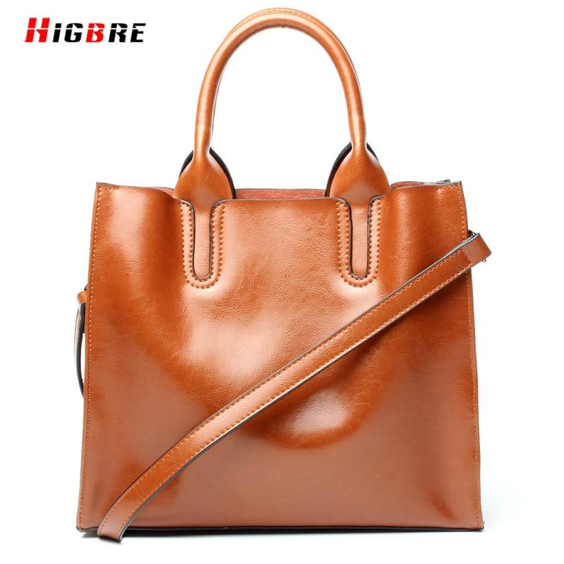 ФОТО Vintage Solid American European Bags Women High Quality Designers 2017 Tote Handbags Messenger Bag Simple Shoulder Crossbody Bag