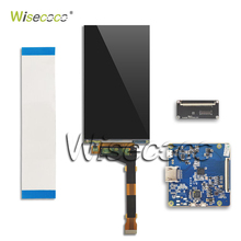 5.5 inch 2K LCD screen 2560x1440 IPS lcd display module LS055R1SX04 with Hdmi to Mipi driver board for VR/AR Project new for 13 3 inch lq133t1jw02 2k 2560x1440 ips lcd screen panel 2 hdmi mic usb controller board