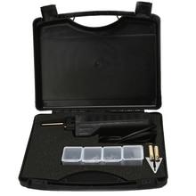 Stapler Bumper Fender Fairing Welding Gun Plastic Repair Kit Welder Staple Car Fuel Supply System