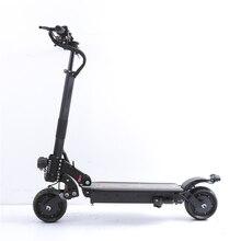UBGO 1006 48V21A двойной драйвер 1900 Вт мотор мощный электрический скутер 8 дюймов E-Scooter