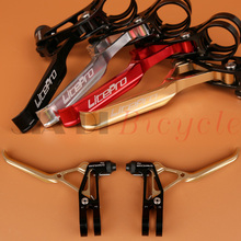 Mountain Bike Brake Handle 7075 Aluminum Alloy CNC Machining Bicycle Brake Parts Foldable Bicycle  Fixed Gear Track Cycling