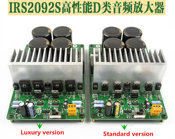 2000W IRS2092S IRAUD2000 Class D Amplifier Board Product Board/High Power Digital Amplifier Board