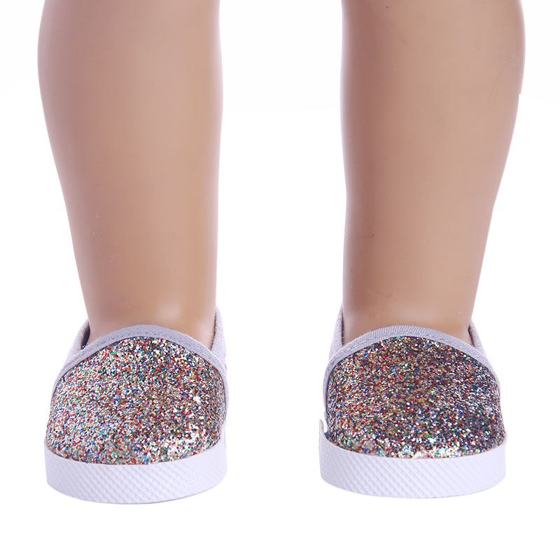 Doll clothes,doll accessories, lovely Sparkling doll shoes for 18 inch american girl doll ,christmas gift free shpping goorin brothers 101 4405