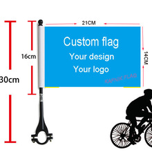 Buy custom bike flags and get free shipping on AliExpress com