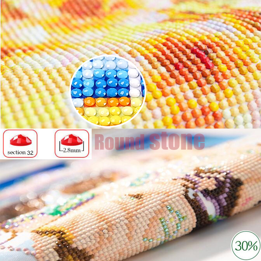 diamond embroidery Mosaic Rhinestone painting by numbers Diy Diamond painting Music spectrum cross stitch crystal sticker-1
