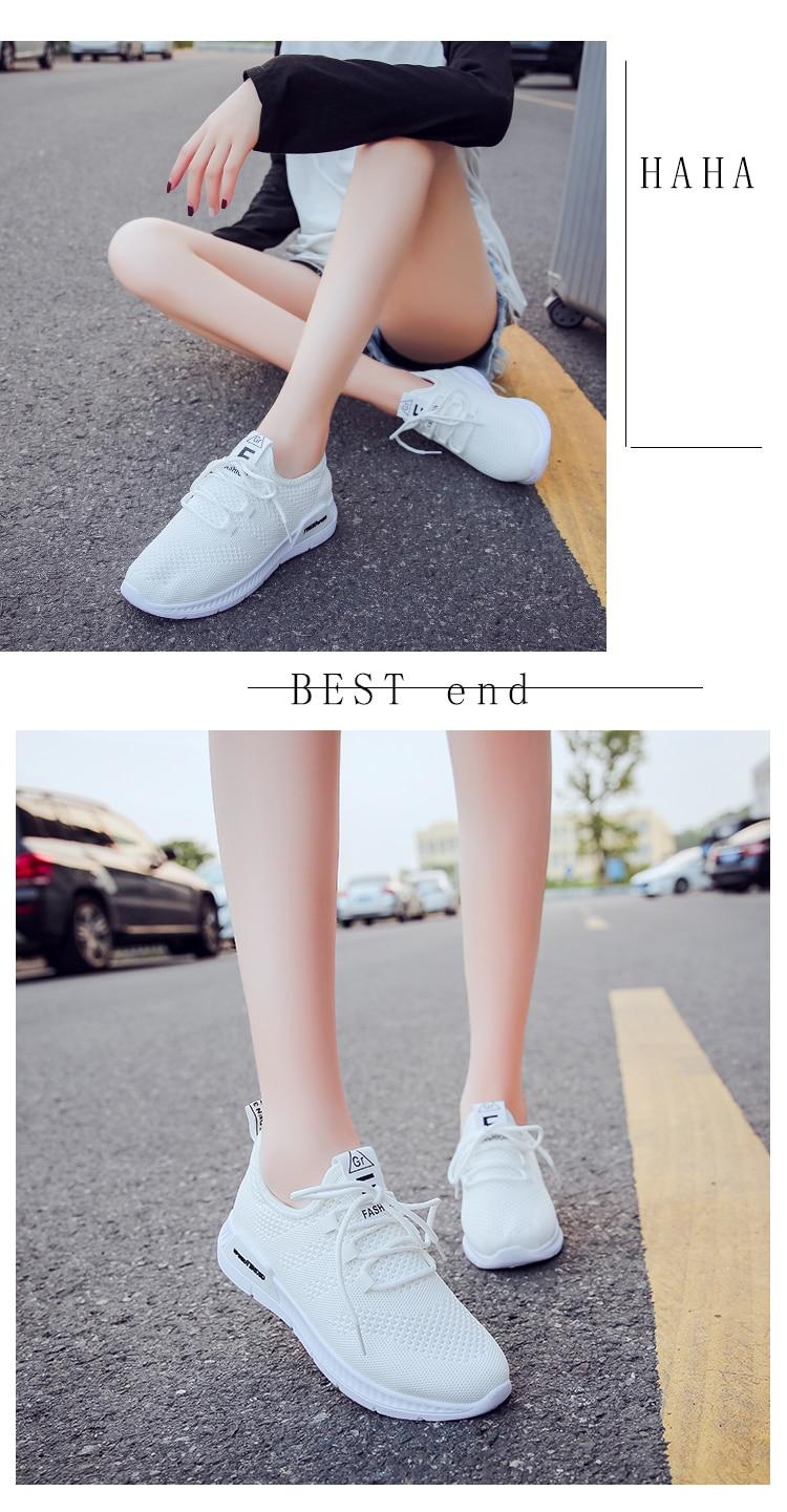 2019 trampki damskie świecące buty do biegania na zewnątrz