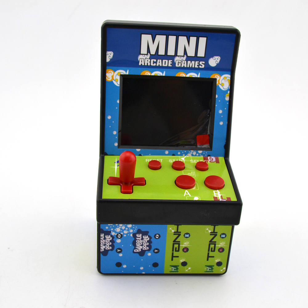 Mini Portable Arcade Joystick Machine Classical Retro Style Built-in 120 Video Game Arcade Game Console Handheld бандаж для ремонта системы выхлопа liqui moly auspuff bandage gebrauchsfertig 3344