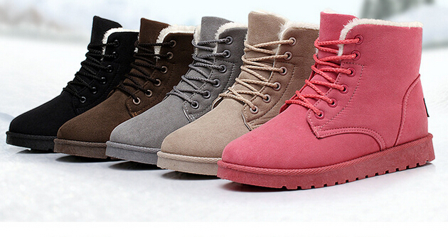 Aliexpress.com : Buy 2015 autumn winter ankle boots women winter ...