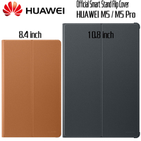 HUAWEI M5 Pro Case Official Original Smart View HUAWEI Mediapad M5 Cover Kickstand Flip Leather M5