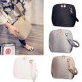 New Crossbody Shoulder Women Messenger Bags Paint Bright Surface Scale Pattern Wave Styling Bag
