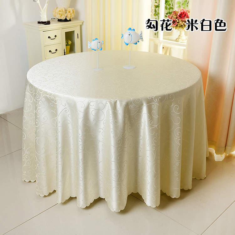 New Custom Striped Round Table Cover Rectangle Dining Table Cloth Square Tablecloth Conference Hook Flower Hotel Office Wedding
