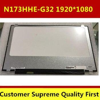 17.3 calowy wyświetlacz panelu LCD Laptp LED matowy 1920*1080 40EDP N173HHE-G32 120HZ