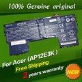 Envío libre ap12e3k 1icp3/65/114-2 icp5/42/61-2 original de la batería del ordenador portátil para acer aspire s s7 ultrabook series