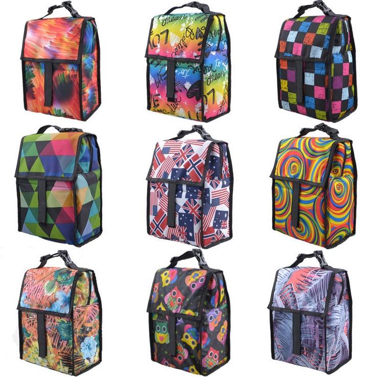 Outdoor Picnic Basket Picnic Bag Ice Pack Lunch Bags And Coole Insulation Bag Cooler Box Food Basket Handheld Basket Storage Bag