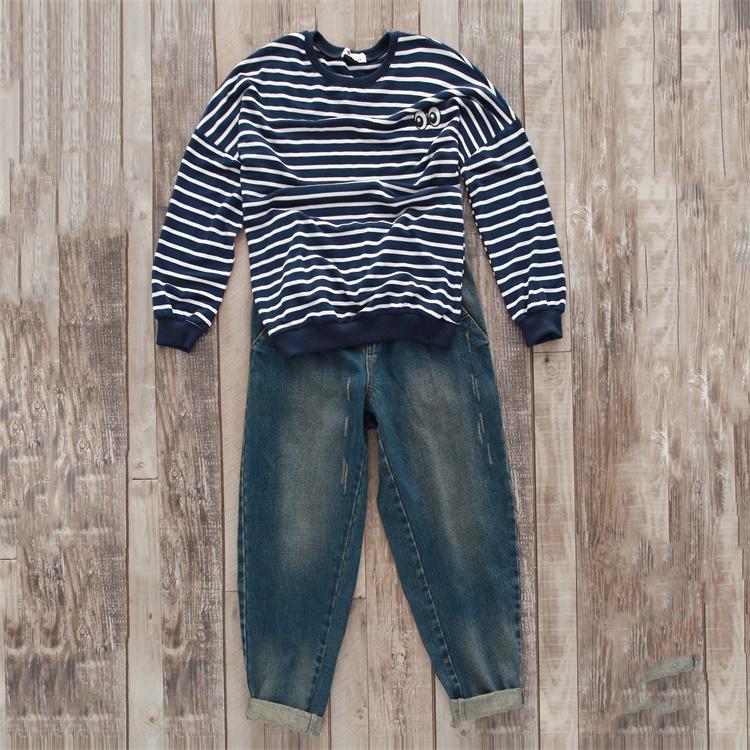 17 Winter Big Size Jeans Women Harem Pants Casual Trousers Denim Pants Fashion Loose Vaqueros Vintage Harem Boyfriend Jeans 22