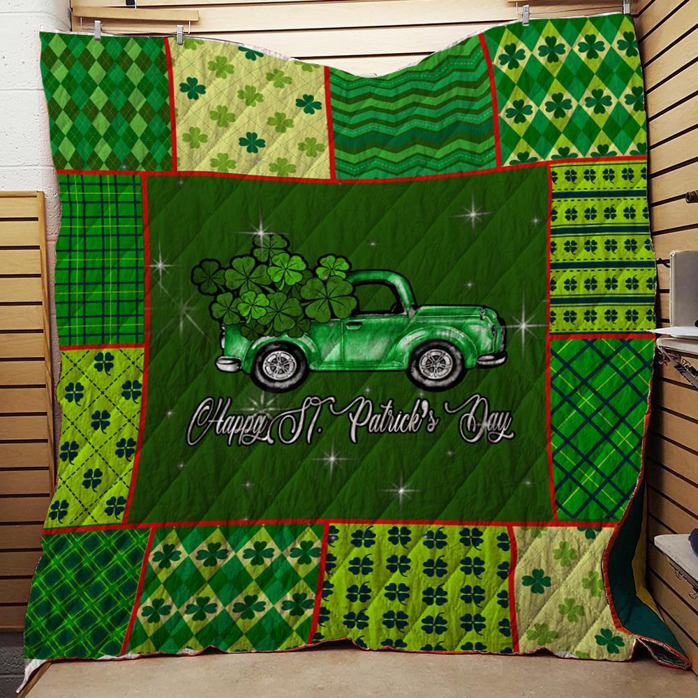 Summer St. Patricks Da Print Quilt For Kids School Adults Bed Soft Warm Thin Blanket Cotton Quilt King Size Wholesale CustomSummer St. Patricks Da Print Quilt For Kids School Adults Bed Soft Warm Thin Blanket Cotton Quilt King Size Wholesale Custom