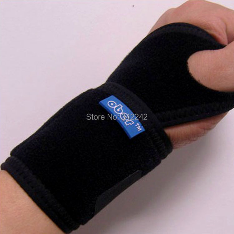 Oper wrist length fitted belt shezthed wrist support joint fitted Wrist protection thumb/wrist sprain