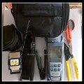 8 En 1 juego de herramientas con FC-6S de Fibra Óptica FTTH Cuchilla de la fibra y RY3200 Medidor de Potencia Óptica 10 Mw Localizador Visual de Fallos stripper