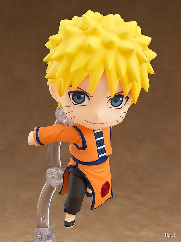 10cm Naruto Uzumaki Naruto Nendoroid Action Figure PVC New Collection figures toys brinquedos Collection for Christmas gift 1