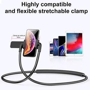 Image 5 - Baseus Soporte Universal para teléfono móvil, Flexible, para iPhone, Xiaomi y tableta