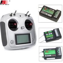 1set FlySky FS-I6S Remote Controller 2.4G 6ch Radio Transmitter+IA6b/IA10/IA10B Receiver for RC Quadcopter Multirotor Drone