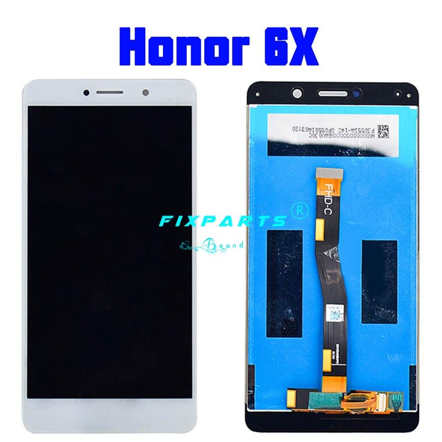 Honor 6X LCD 5X 4X Display