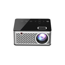 Mini Micro LED Cinema Portable Video HD USB HDMI Projector for Home Theater Short Focus Design T200 Transmission Screen(China)