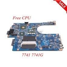 NOKOTION MBPT101001 48 4HN01 01M LAPTOP MOTHERBOARD for acer 7741G 7741 series INTEL HM55 HD5650 DDR3