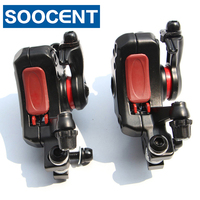 1 Pair Bicycle Disc Brake System G3 Calipers Brake Pads Set MTB Mountain Bike Brake Parts