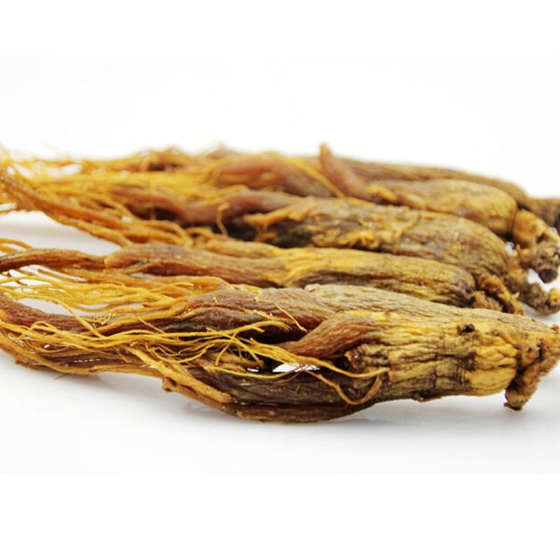 Korean ginseng and viagra