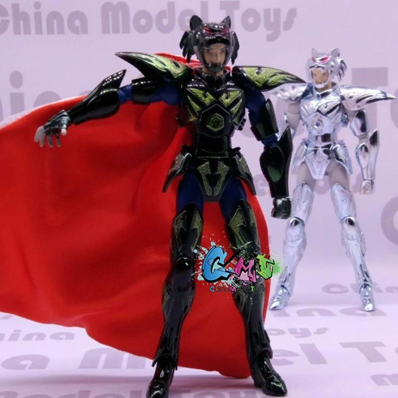 CMT Aurora Model Cs Model Saint Seiya Alcor Dzeta Bud / Mizar Dzeta SYD action figure action figure Cloth Myth Metal Armor