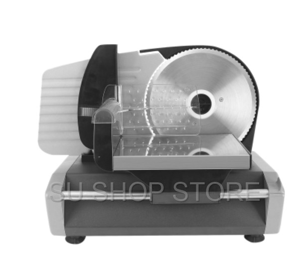 MINI electric meat slicer mutton roll frozen beef cutter lamb Vegetable cutting machine stainless steel mincer fast free shipping stainless steel manual frozen meat slicer handle vegetable slicing mutton rolls cutter slicer cutting machine