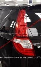 TRASERO COLUMNA LLEVÓ la LÁMPARA, LED de LUCES ADICIONALES de FRENO GEELY GLEAGLE ENGLON GX7 SX7 EMGRAND X7 EX7 2012-2013 AÑO MODELO B SUPERFICIE