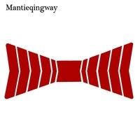 Mantieqingway Männer Acryl Fliege Rot Hochzeit Fliege Für Männer Krawatten Dünne Ehe Kragen Krawatte Gravatas