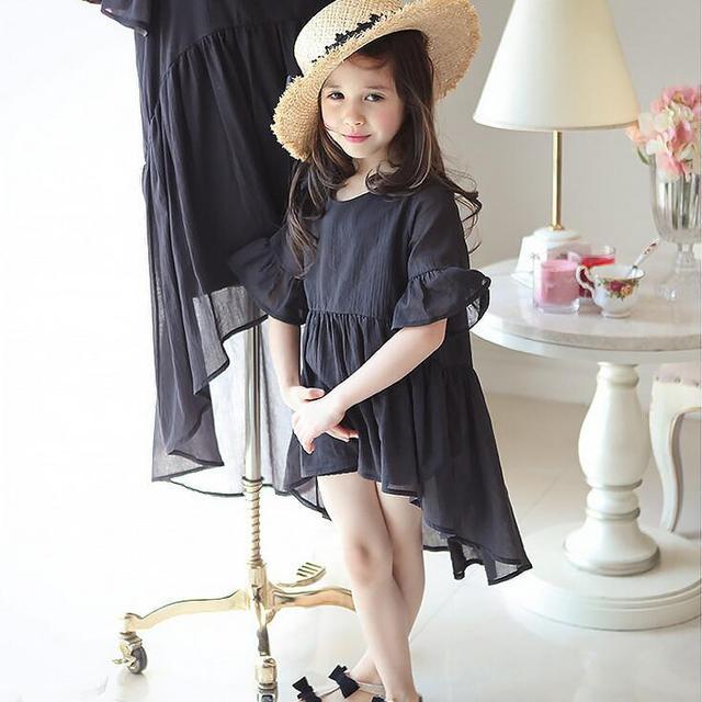 Черные платья на девочку 10 лет