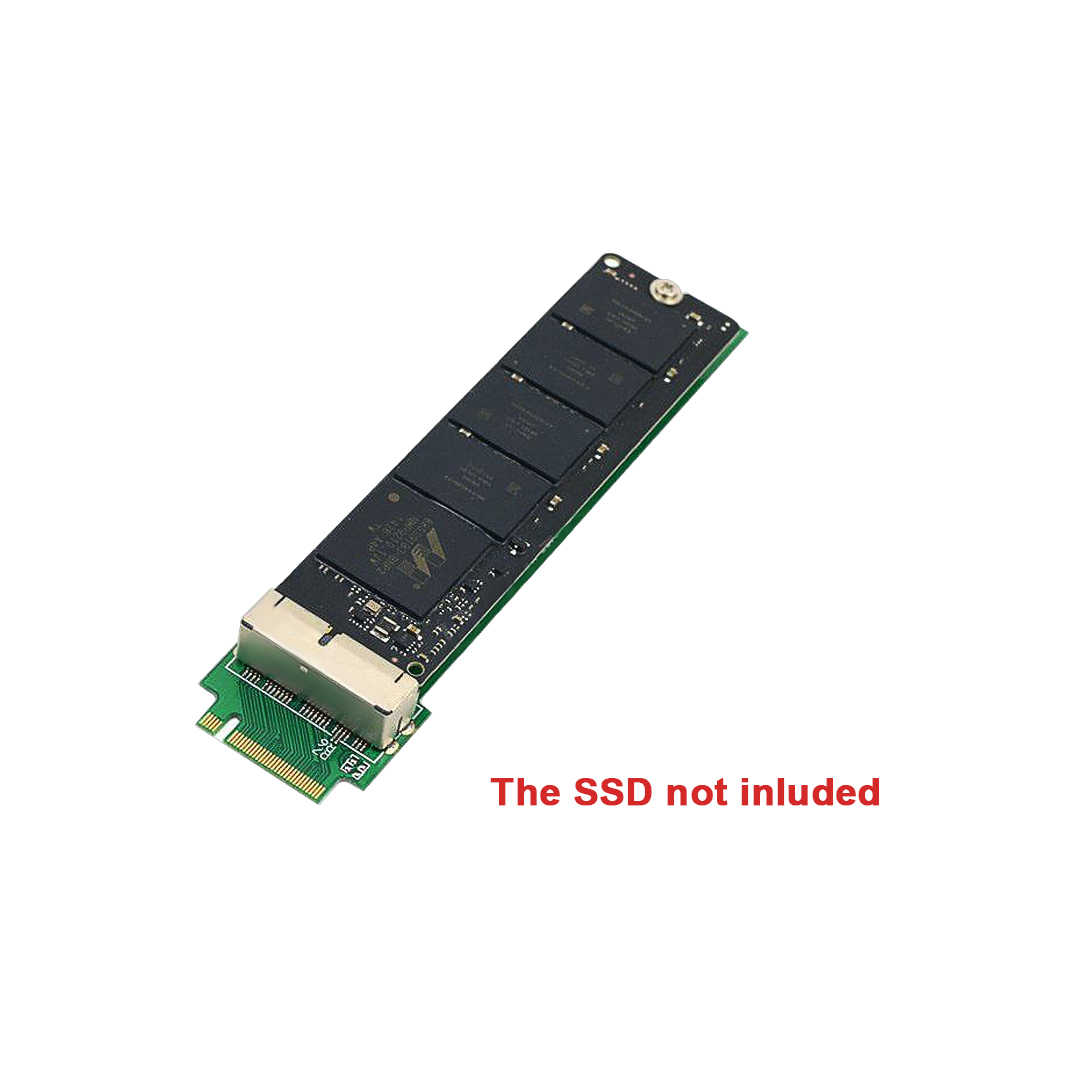 SSD к M.2 адаптер NGFF конвертер карта для 2013 2014 2015 MACBOOK Air Mac Pro SSD для A1493 A1502 A1398 A1465 A1466