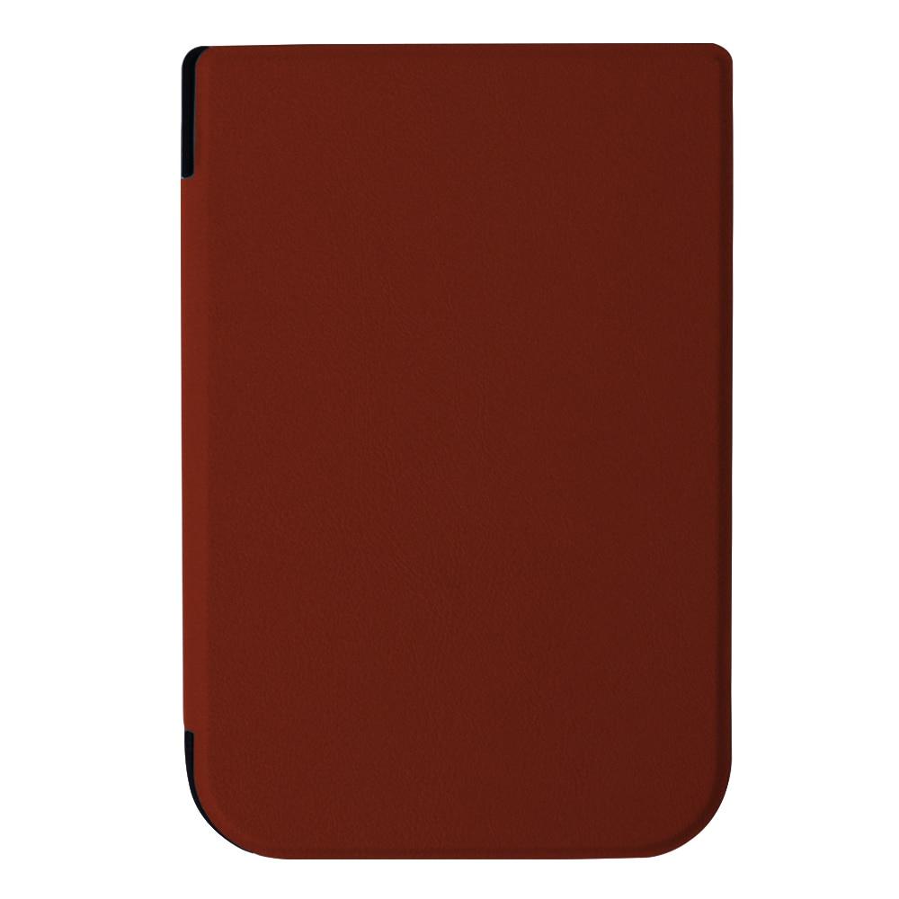 Auto Sleep Smart PU funda de cuero para 2016 pocketbook touch HD 6 - Accesorios para tablets - foto 2