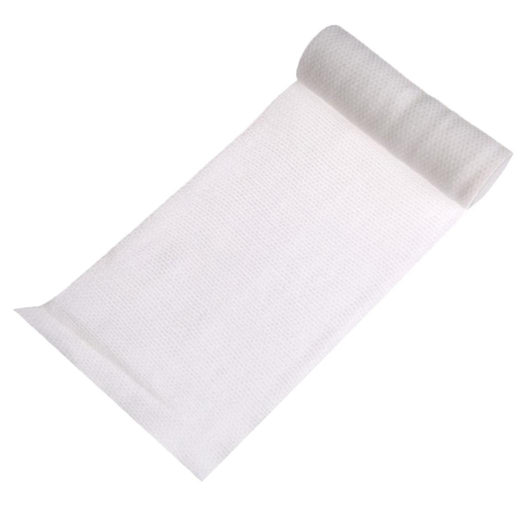 Non-woven Stretch Roll First Aid Supplies Clean Excellent For Use Compression Bandage. Medical Elastic Bandage