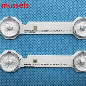 "Image 4 - LED תאורה אחורית רצועת עבור Samsung 32 ""אינץ טלוויזיה 9 מנורת D3GE 320SM0 R2 BN64 YYC09 BN96 27468A LM41 00001R BN96 33972A סיטונאי מחירים"