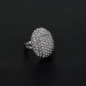 1 Pc Hot Sale Stylish Women Lady Jewelry Vampire Twilight Bella Crystal Ring Replica Engagement Wedding Ring For Women Girl Gift