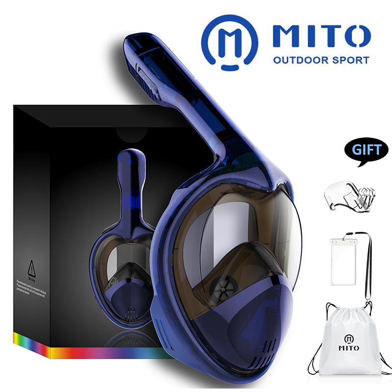 2019 Hot Diving Mask Scuba Mask Underwater Anti Fog Full Face Snorkeling Mask Women Men Kids Swimming Snorkel Diving Equipment2019 Hot Diving Mask Scuba Mask Underwater Anti Fog Full Face Snorkeling Mask Women Men Kids Swimming Snorkel Diving Equipment