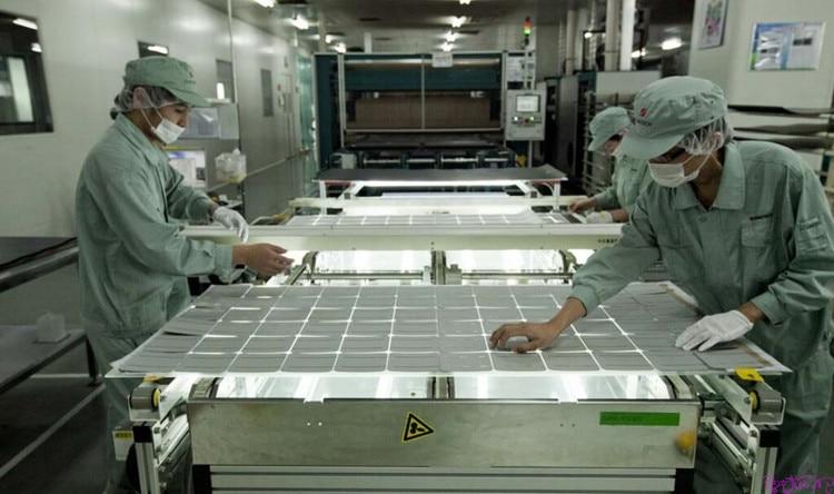 para o encapsulamento de células solares diy
