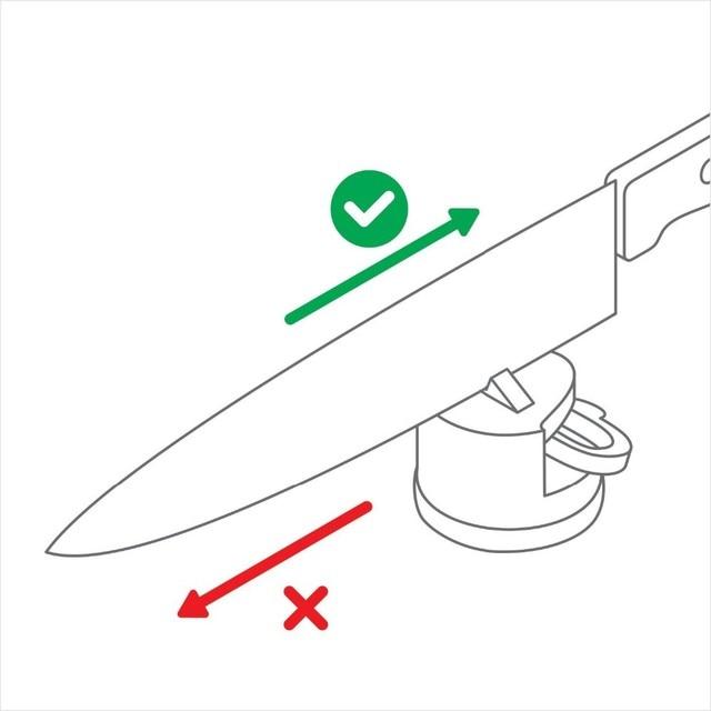 Nuoten brand suction knife sharpen