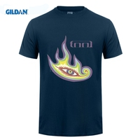 GILDAN 100 Cotton O Neck Customised T Shirt Newest Summer Fashion Tool Lateralus Logo Metal Rock