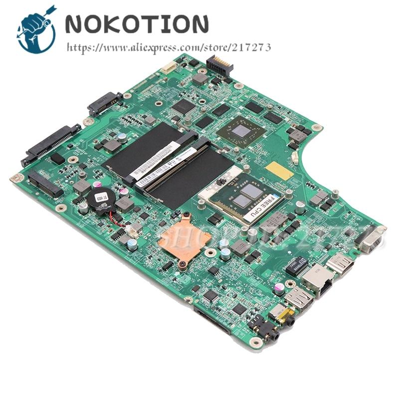NOKOTION For Acer ASPIRE 5820 5820T 5820TG laptop motherboard MB.PTN06.001 MBPTN06001 DAZR7BMB8E0 HM55 DDR3 HD5650 free cpuNOKOTION For Acer ASPIRE 5820 5820T 5820TG laptop motherboard MB.PTN06.001 MBPTN06001 DAZR7BMB8E0 HM55 DDR3 HD5650 free cpu