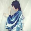 2016 горячие Японские Кимоно Традиционный Женщины Юката Платье Девушки С Цветами Косплей Играть Lovelive Производительности Платье