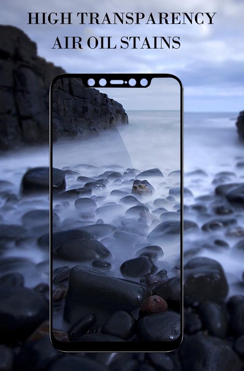 6D en vidrio para Xiaomi 17