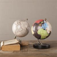 Mỹ toàn cầu retro bài trí nội thất Tinh Khiết nhãn hiệu gỗ rắn nghiên cứu hiên trang trí tủ sách văn phòng Di Chuyển vào món quà