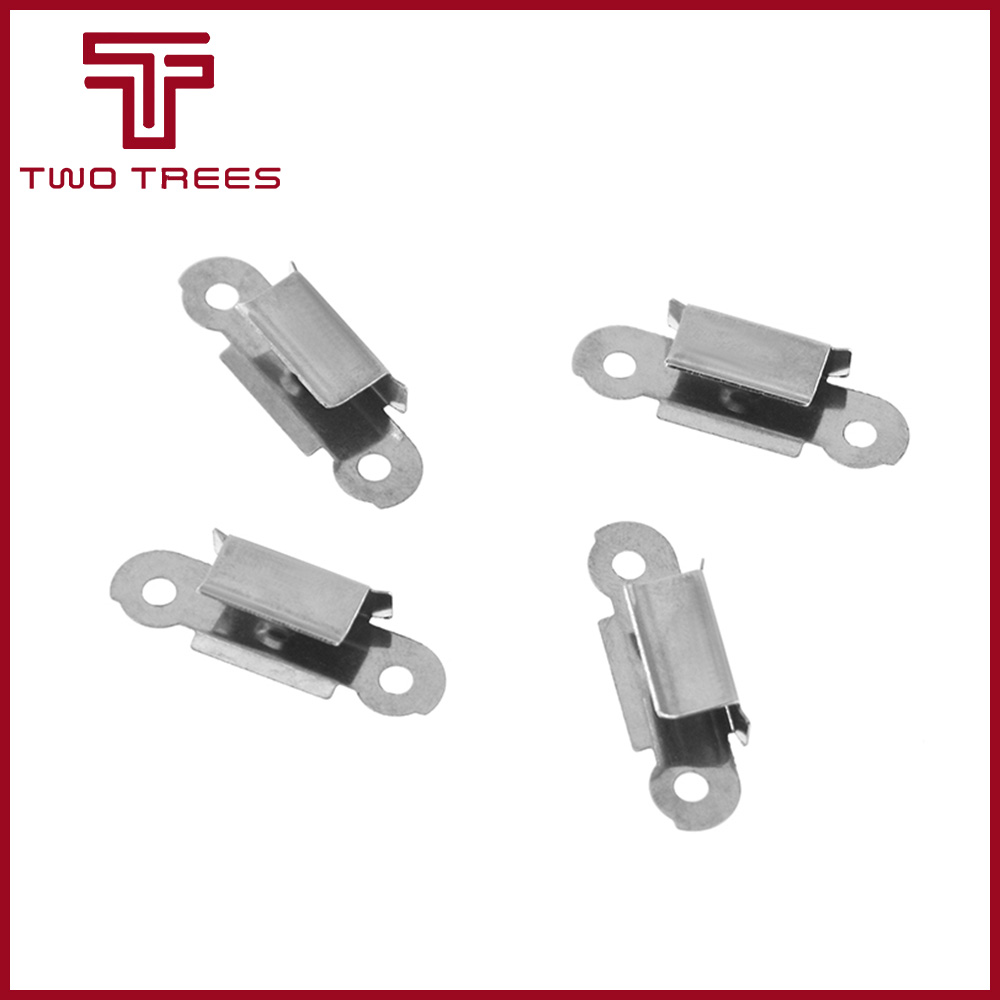 4pcs 3D printer parts For Ultimaker Build Platform Glass Retainer stainless steel glass heated bed clip clamp (2)