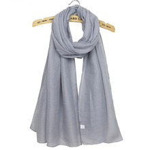 Classic all-match pure warm scarf size beach towel scarf sunscreen new trendy fashion women of quality luxury brand